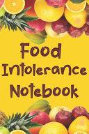Food Intolerance Notebook