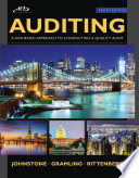 Auditing  A Risk Based Approach to Conducting a Quality Audit