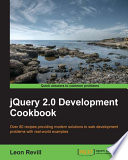 Jquery 2 0 Development Cookbook