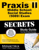 Praxis II Middle School  Social Studies  0089  Exam Secrets Study Guide