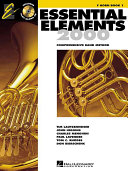 Book Essential Elements for Band