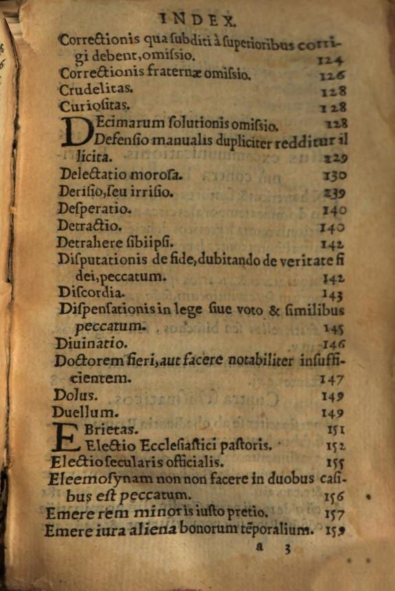 [Summula ... Thomae de Vio Caietani, Cardinales ... perquam docta, resoluta ac compendiosa de peccatis summula]