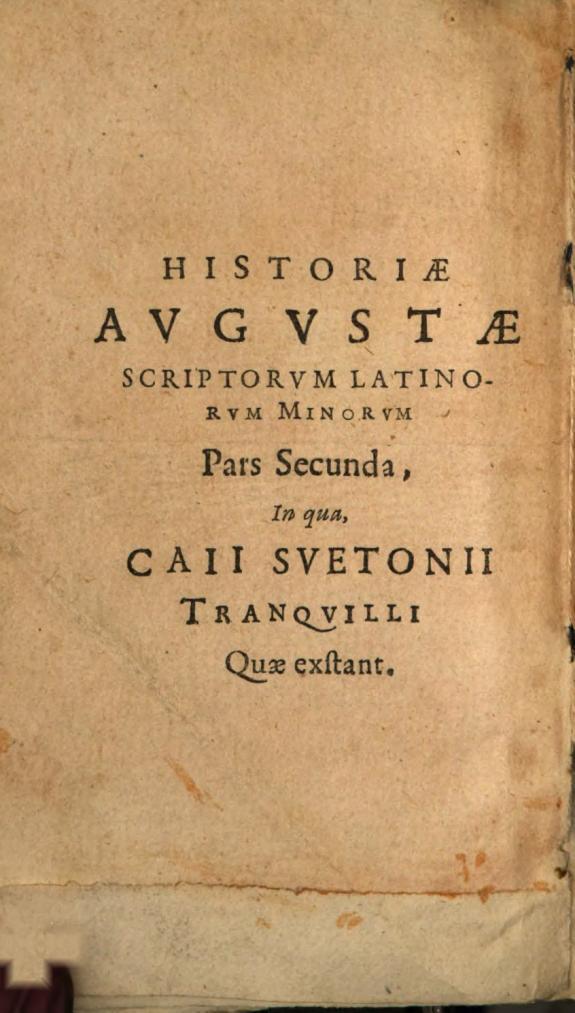 L. Iulius Florus P. Vell. Paterculus sex. aur. victor. sex. Rufus Festus Messala Corvinus Eutropius Cassiodorus Fasti Capitolini /