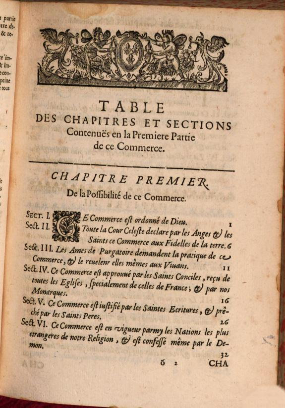 Le commerce des vivants, fait en faveur des ames du purgatoire ... :Premiere [-troisiéme] partie ... /