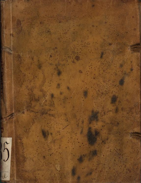 Carta del padre Diego de Rivera de la Compañia de Jesus para los padres superiores de la provincia de Toledo :sobre la vida religiosa y muerte del P. Antonio de los Cobos ... de la misma compañia.