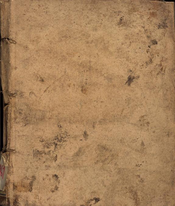 Copia di lettera scritta da un certo Alitofilo ad un amico :nella quale si contengono varie osservazioni critiche pertinenti all