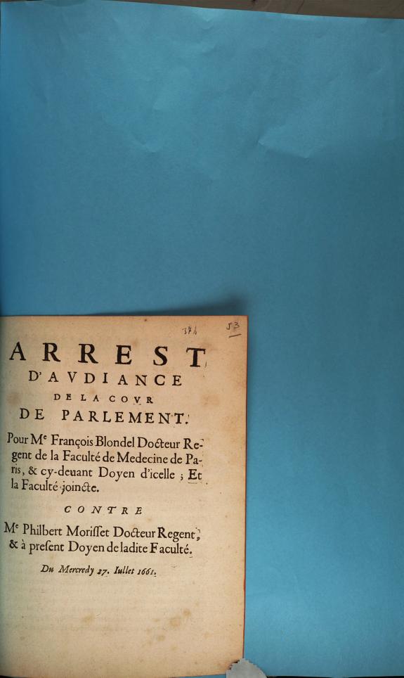 Arrest d