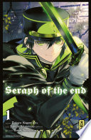 couverture Seraph of the end - Tome 1