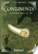 couverture Continents - tome 2