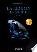 couverture La Légion de Saphir - Tome 1