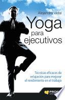 Yoga para ejecutivos