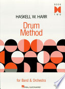 Haskell W  Harr Drum Method  Music Instruction