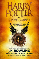 couverture Harry Potter et l'Enfant Maudit - Parties Un et Deux