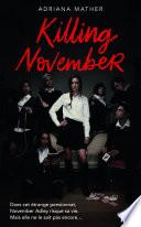 couverture Killing November