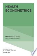 Health Econometrics