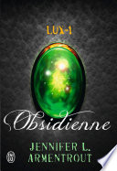 couverture Lux (Tome 1) - Obsidienne