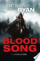 couverture La Voix du sang