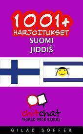 1001+ harjoitukset suomi - Jiddiš
