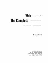 Web Design Complete Reference