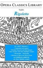 Verdi's: Rigoletto