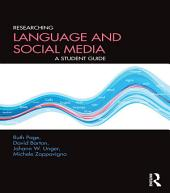 Researching Language and Social Media: A Student Guide
