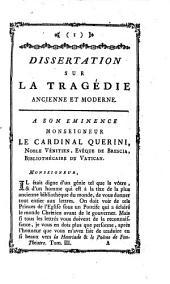 Oeuvres de Mr. de Voltaire: Volume4