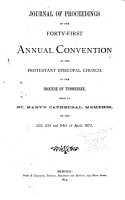 Journal of Proceedings of the     Annual Session of the Convention PDF