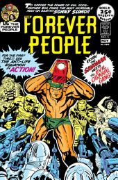 The Forever People (1971-) #5