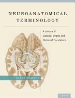 Neuroanatomical Terminology PDF