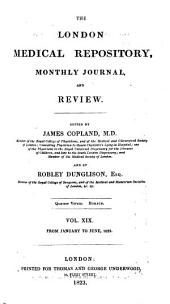 the london medical repository monthly journall and review