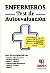 Enfermeros. Test de Autoevaluación. Servicio Canario de Salud