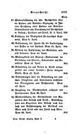 Erganzungs-sammlung der politischen, cameral- und justiz-gesetze und verordnungen, welche für das herzogthum Krain und den Villacher kreis Kärntens im königreiche Illirien von dem zeitpunkte der wiederbesitznahme bis einschliessig des jahres 1818 erlassen worden sind: Band 1