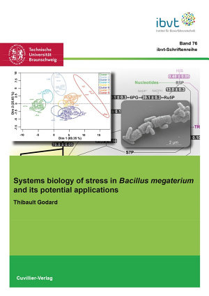 Systems biology of stress in Bacillus megaterium and its potential applications PDF