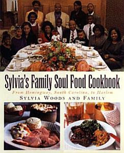Sylvia s Family Soul Food Cookbook Book