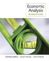 Economic Analysis in Health Care PDF