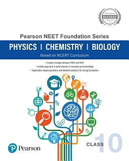 Pearson NEET Foundation Science  Class 10 Book