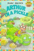 Arthur in a Pickle PDF