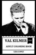 Val Kilmer Adult Coloring Book PDF