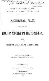 Abnormal man