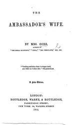 The Ambassador S Wife Book PDF