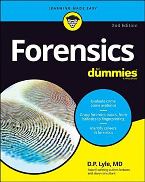 Forensics For Dummies PDF