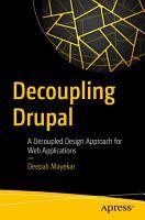 Decoupling Drupal PDF
