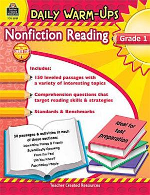 Nonfiction Reading  Grade 1 PDF