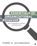 Bundle  Scandura  Essentials of Organizational Behavior   Scandura  Essentials of Organizational Behavior Interactive EBook PDF