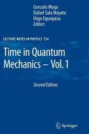 Time in Quantum Mechanics PDF