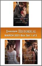 Harlequin Historical March 2021   Box Set 1 of 2 PDF