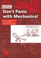 Don t Panic with Mechanics  PDF