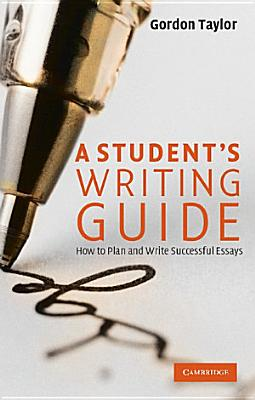 A Student s Writing Guide PDF