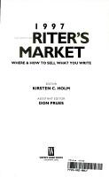 1997 Writer s Market PDF