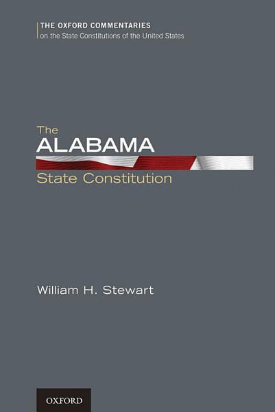 The Alabama State Constitution Pdf Book